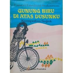 Gunung Biru di Atas Dusunku