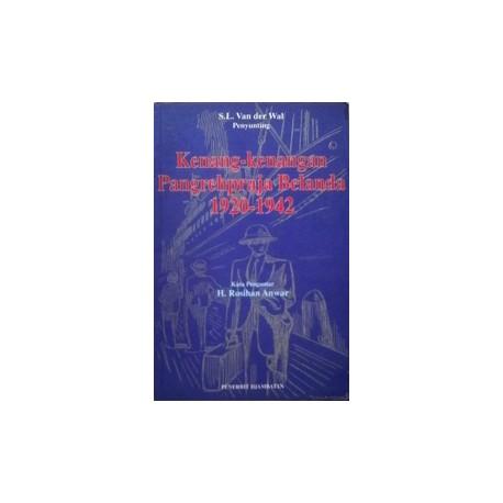 Kenang-kenangan Pangrehpraja Belanda 1920-1942
