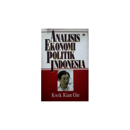 Analisis Ekonomi Politik Indonesia