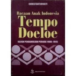 Bacaan Anak Indonesia Tempo Doeloe