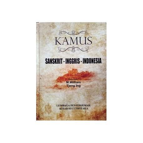 Kamus Sanskrit Inggris Indonesia