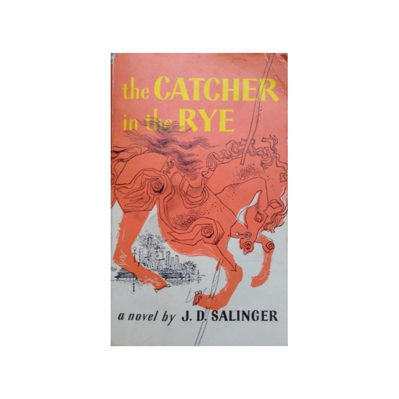 an analysis of the topic of the jd salingers catcher in the rye Many events from salinger's early life appear in the catcher in the rye for instance, holden caulfield moves from prep school to prep school, is threatened with.