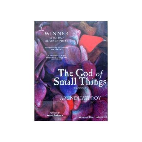 identity in the god of small things a novel by arundhati roy It took roy five years to write a god of small things and was released april 4, 1997 in delhi it received the booker prize in london in 1997 and has topped the best-seller lists around the world roy is the first non-expatriate indian author and the first indian woman to win the booker prize.