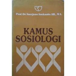 Kamus Sosiologi