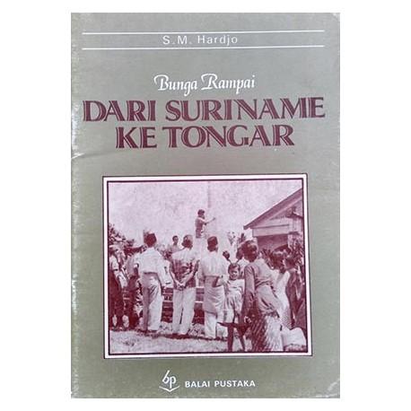Dari Suriname ke Tongar